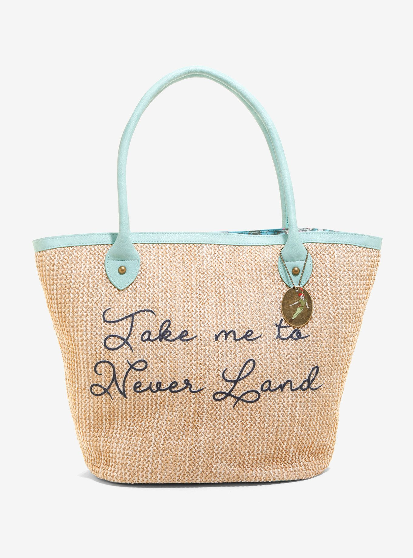 Bolsa Peter Pan Never Land