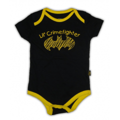 Body Baby Batman Combatente do Crime