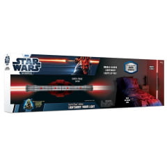 Luminaria Sabre de Luz Darth Maul