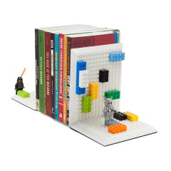 Aparador de Livros Build On Brick