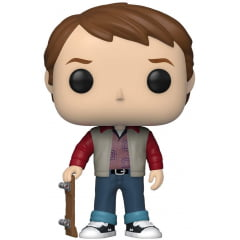 Funko De Volta Para o Futuro Marty 1955 Back to the Future