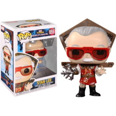 Funko Stan Lee Thor Ragnarok 20th Aniversário Bobble-Head