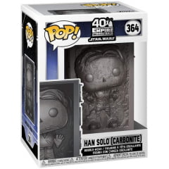 Funko Star Wars Han Solo Carbonite