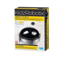 Brinquedo Educativo Smart Robo - 4M