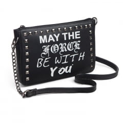 Bolsa de Mão May The Force Be With You Star Wars